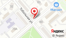 Отель Гостиничный комплекс АТРИУМ на карте