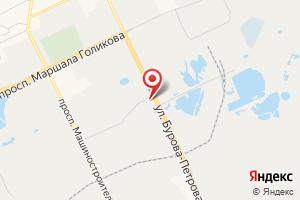 Адрес Котлогазсервис на карте
