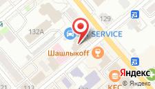 Мини-гостиница Трактир на Дворянской на карте