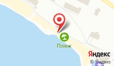Спа-отель Источник на карте