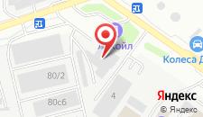 Спа-отель Лагуна на карте