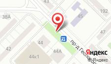 Комплекс апартаментов Central Park на карте