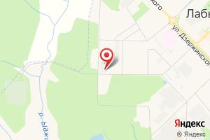 Адрес Энергоинвест, бухгалтерия на карте
