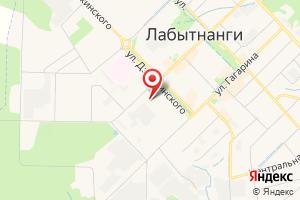Адрес АРЭС на карте
