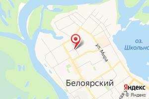 Адрес Газораспределительная станция № 1 на карте