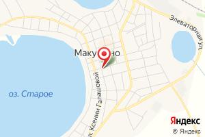 Адрес Водоканал филиал на карте