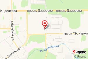 Адрес Насосная станция ПНС-3 на карте