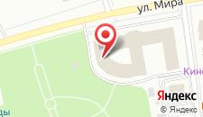 Гостиница Cronwell Inn Бизнес-центр на карте