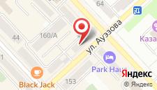 Апартаменты Питер ПаркХаус на карте