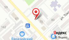 Апартаменты Хаят ПаркХаус на карте