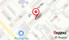 Апартаменты Вегас ПаркХаус на карте