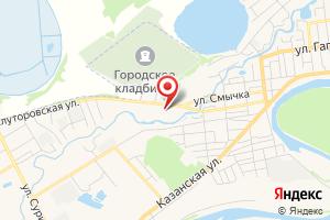 Адрес Путилов В. А. ИП на карте