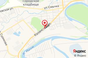 Адрес Газстройпроект на карте