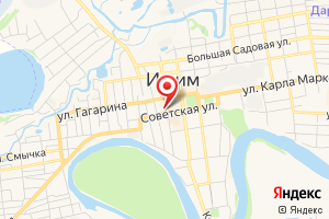 Адрес Сибирьгазсервис на карте