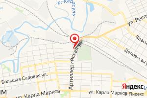 Адрес Ишимтехнолагро на карте