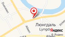 Отель Paulsens Hotel на карте