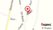 Апартаменты Haus Aruna на карте