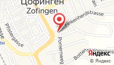 Хостел Zofingen Youth Hostel на карте