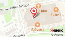 Апартаменты Гранд Астана Комплекс на карте