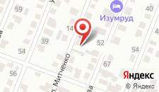 Хостел Hostel Nomad 4x4 на карте