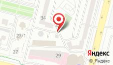 Апартаменты Сарайшык, 34 на карте