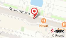 Гостиница Belon-Lux на карте