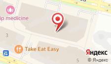 Апартаменты Хайвиль на карте