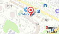 Отель Шанырак на Абая на карте
