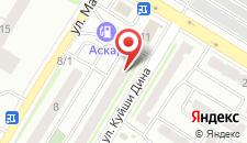 Отель Кел Инн на карте