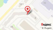 Апартаменты На Кедровой на карте