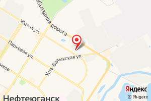 Адрес Трансформаторная подстанция № 9-6 на карте