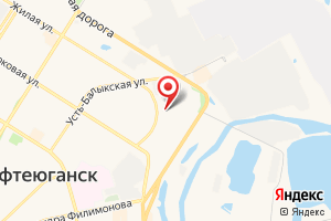 Адрес Трансформаторная подстанция № 8а-6 на карте