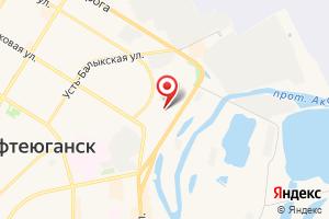 Адрес Трансформаторная подстанция № 8А-12 на карте