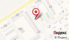 Апартаменты на Абая на карте
