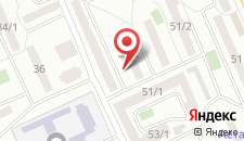 Апартаменты Алиханова на карте
