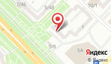 Апартаменты Степной 1 на карте