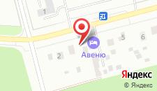 Гостиница Эконом на карте