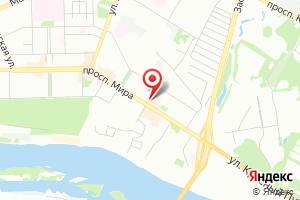 Адрес Ника-стиль на карте