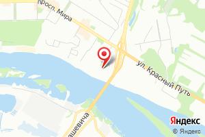 Адрес Компания Экос на карте