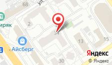 Мини-отель Авеню на карте