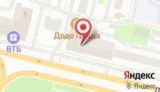 Гостиница Friendly на карте