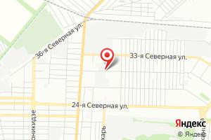 Адрес Водоканал Омского муниципального района на карте
