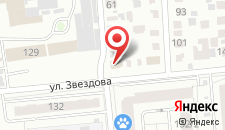 Мини-отель Тетта на карте