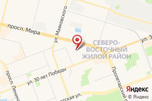 Адрес Спецстройсервис на карте