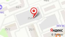Гостиница СибПромСтрой на карте