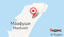 Гостевой дом Akasha Beach Maafushi на карте