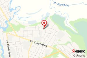Адрес Тараводоканал на карте