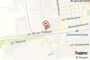 Адрес Насосно-фильтровальная Станция Воскресенская на карте