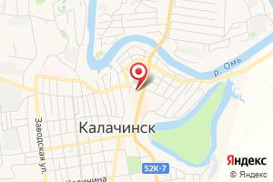 Адрес Петербургская энергосбытовая компания Восточное отделение Калачинский участок на карте