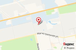 Адрес Электрическая подстанция Фортуна на карте